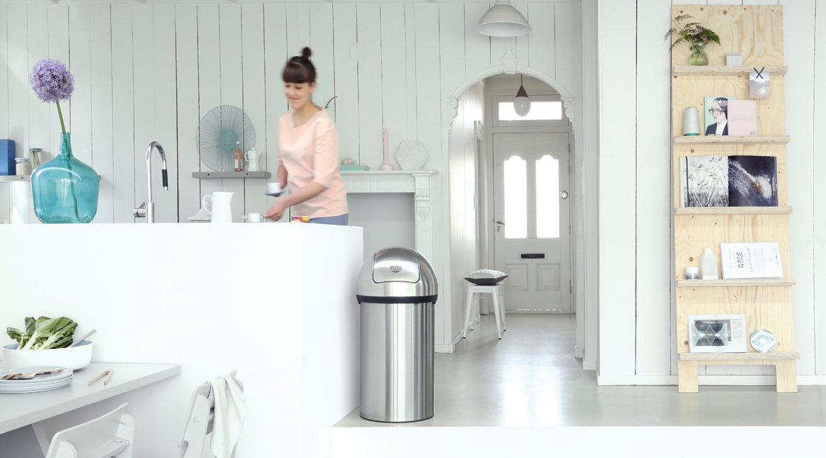 New 40L and 60L Large Bins From Brabantia