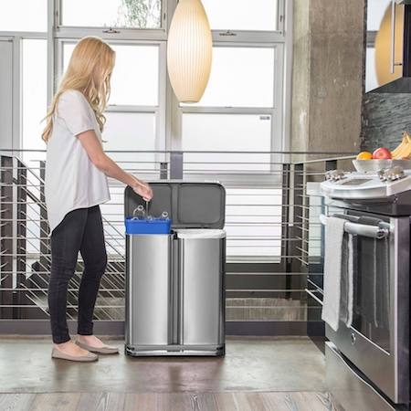 Design Revolution In Kitchen Bins And Recycling Bins