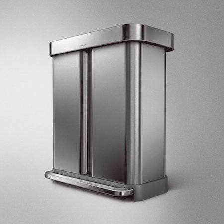Stainless Steel Bins: The Professional Look