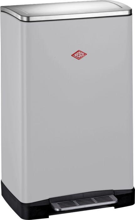 Big Double Boy 2-Comaprtment Recycling Bin 36L - Cool Grey : 381411-76