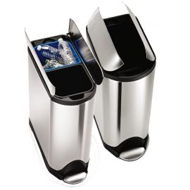 Butterfly 2-Bin Recycling Set: 85 Litres