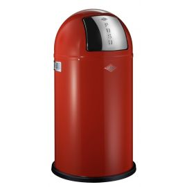Pushboy Bin in Red - 50L: 175831-02