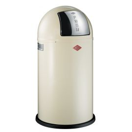 Pushboy Bin in Almond - 50L: 175831-23