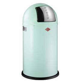 Pushboy Bin in Mint - 50L: 175831-51