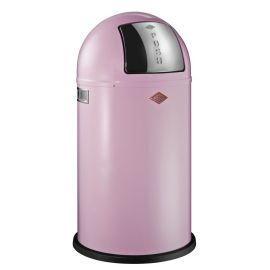 Pushboy Bin in Pink 50L: 175831-26