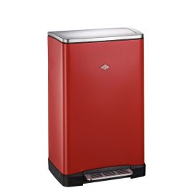 Big Double Boy Recycling Bin 36L - Red : 381411-02