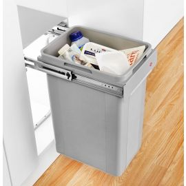 Bio Single Compartment 32L Pull-out Bin 757221-85: 300mm Door