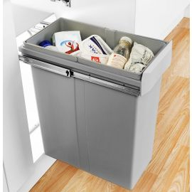 Big Boy Single Compartment Bin 40L 755640-85: 300mm Door
