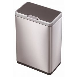 Mirage Single Compartment Sensor Bin 45L Stainless Steel - VB 927845
