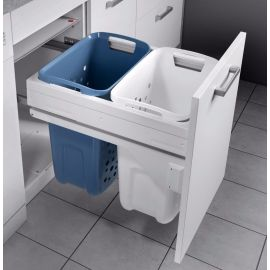 Hailo Built in Laundry Carrier 66L: 500mm Door
