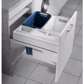 Built in Laundry Carrier 80.5L: 600mm Door