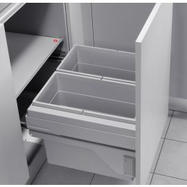 Hailo Cargo Soft 56L Recycler: 600mm Door