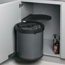 Mullboy Big 40L In-cupboard Bin: 500mm Door