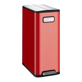 Wesco Big Double Master Recycling Bin 40L - Red: 381511-02