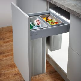Wesco Pullboy-Z 43L Recycler 828518-11: 500mm Door