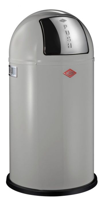 Pushboy Bin in Cool Grey - 50L: 175831-76