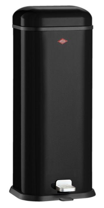 Superboy Pedal Bin 20L Black 132312-62