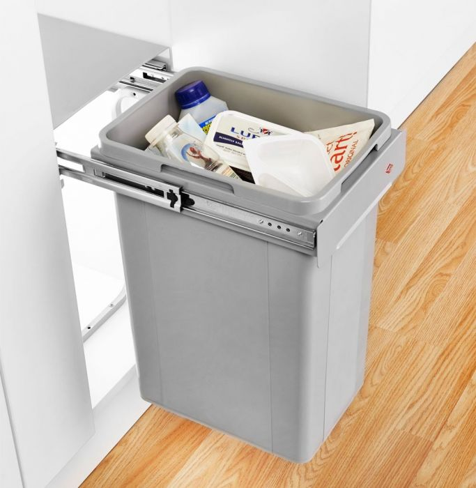 Bio Single 32L Pull-out Bin 757221-85: 300mm Door