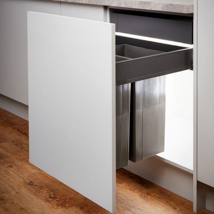 Pullboy-Z Legrabox Set - 58L Recycler 8268601: 600mm Door
