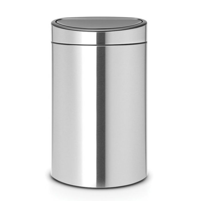 Recycling Twin Compartment 33L Touch Bin - 112867