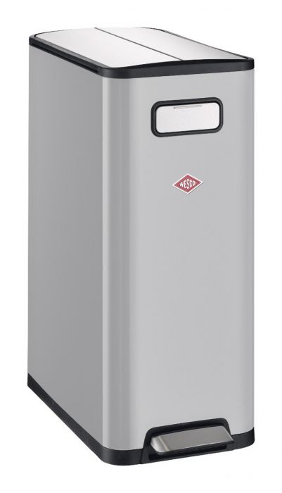 Big Double Master Recycling Bin 40L - Cool Grey: 381511-76