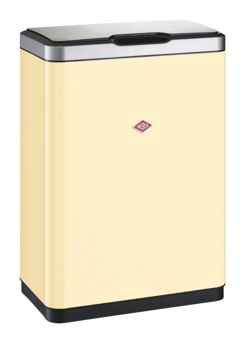 i-Master Sensor Recycling Bin 40L - Almond: 382411-23